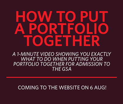 How To . . . Put A Portfolio Together