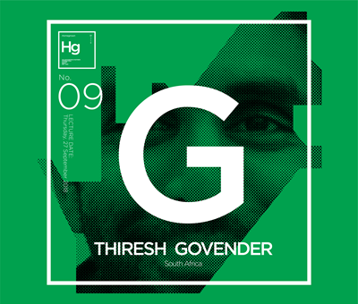 HOMEGROWN # 09 Thiresh Govender