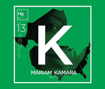 HOMEGROWN # 13 Mariam Kamara