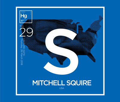 HOMEGROWN # 29 Mitchell Squire